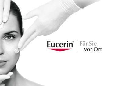 Aktion – Hautberatung von Eucerin